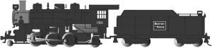 Bachmann HO Boston & Maine #1501 2-6-2 Prairie With Smoke 51530