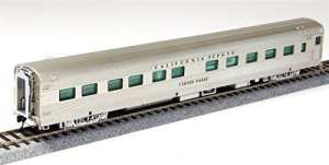 Broadway Limited HO Scale Zephyr Western Pacific 10-6 Sleeper #865 1515