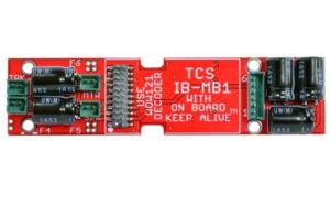 TCS 1617 IB-MB1 Motherboard