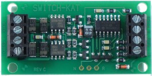 NCE Switch-Kat For Kato & LGB DCC Turnout Accessory Decoder ~ 5240116