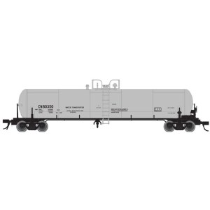 Atlas HO Scale GATX 20,700 Tank Car Canadian National #80368 ~ MPN 20005405 ~New