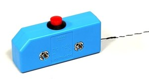 Kato HO / N Scale UniTrack Stop Signal Button For Automatic 3-Color Signal Track (1 pc) 24-848