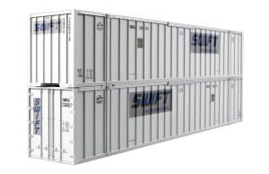 Kato HO Swift Intermodal 53′ Container (2 Pack) 309026