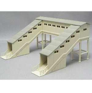 Kato N Scale UniTrack Suburban Overhead Stairway Walkway 23-234