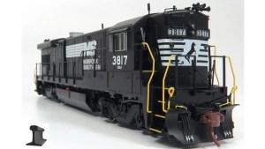 Rapido HO GE B36-7 NS Norfolk Southern #3815 ESU LokSound 18528