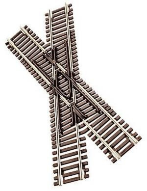 Atlas N Scale Code 55 Track 30 Degree Crossing 2042