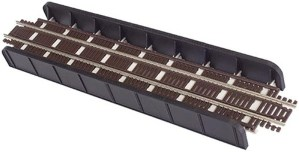 Atlas N Scale Code 55 Single Track Through Plate Girder Bridge Kit 2080