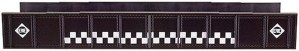 Atlas N Scale Code 80 Plate Girder Bridge 5″ Erie 2550