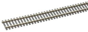 Peco HO Code 100 36″ Flex Track Wood Ties (25pcs) SL-100
