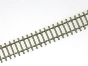 Peco N Scale Code 55 Flex 36″ Concrete Ties Nickle Silver (30 pcs) 302F