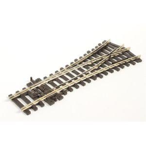 Peco HO Code 100 Small Wye Turnout Electrofrog Streamline SL-E97
