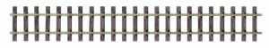 Peco HOn3 Code 70 Flex Track 36″ Wood Ties Nickle Silver (25 pcs) 1500