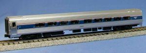 Kato N Scale Amfleet II Coach Passenger Amtrak Ph VI 25024 156-0951