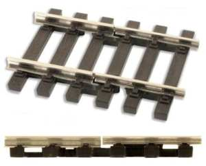 Peco HO Code 100 To 75 Transition Track (4 pcs) SL-113