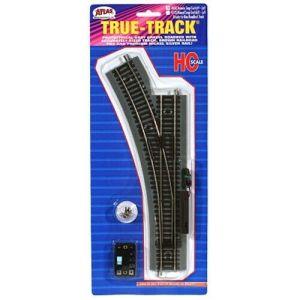 Atlas HO True Track Left Hand Remote Snap Switch 480