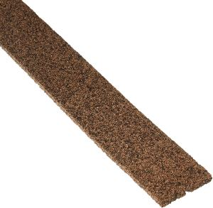 Midwest Products HO Scale Cork Roadbed 36″ (5 pcs)  3015