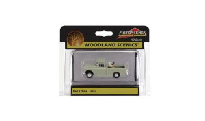 Woodland Scenics HO Hall & Duke Pickup Truck AS5521