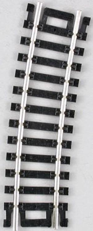 Atlas HO Code 100 15″ Radius 1/2 Curve Track (4 pc) 832