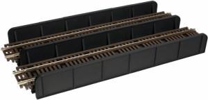 Atlas HO Code 100 Through Plate Girder Bridge Kit Double Track 881