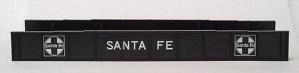 Atlas HO Code 100 Santa Fe ATSF Plate Girder Bridge Kit 893