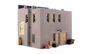 Woodland Scenics HO Built and Ready Lubener's General Store BR5021