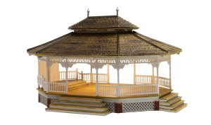 Woodland Scenics HO Built and Ready Grand Gazebo BR5035