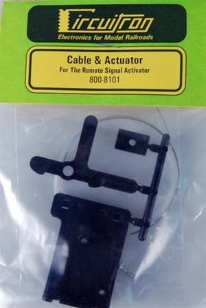 Circuitron Cable & Actuator ~ 8101