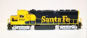 Fox Valley Models HO Scale GP60 ATSF Santa Fe #4023 DCC Ready 20251