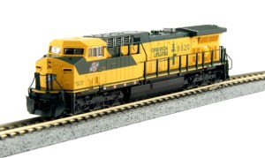 Kato N Scale Chicago & North Western GE AC4400CW C&NW #8820 176-7036