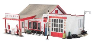 Woodland Scenics HO Built and Ready Fill'er Up & Fix'er BR5025