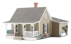 Woodland Scenics HO Built and Ready Granny's House BR5027