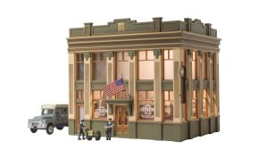 Woodland Scenics HO Built and Ready Ready Citizens BR5033