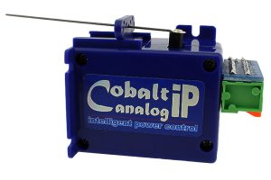 DCCconcepts Cobalt iP Analog Turnout Motor (1 pc) CB1iP