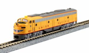Kato N Scale Union Pacific E9A UP #957 City Of Los Angeles 176-5317