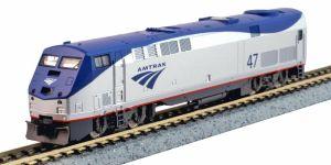 Kato N Scale Amtrak GE P42 Genesis Phase V #47 176-6030