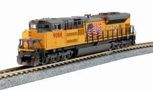 Kato N Scale Union Pacific SD70ACe UP #9088 176-8522