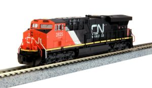 Kato N Scale Canadian National ES44AC #2825 176-8927