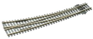 Peco HO Code 100 Right Hand Switch Track Curved Turnout Insulfrog SL86