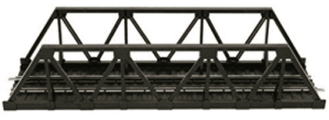 Atlas HO Code 100 Warren Truss Bridge Kit 883