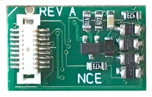 NCE Next18 Motor Decoder 4 Function 5240178