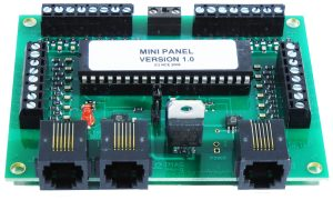 NCE Mini Panel – Automation Controller for NCE DCC Systems 5240230