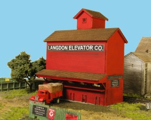 Monroe Models N Langdon Coal Elevator Laser Kit #9215
