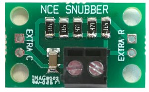 NCE RC Filter Snubber (2 pcs) 5240305