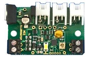 NCE Illuminator Lighting decoder compatible with Woodland Scenics Just Plug (5 pcs) 5240165
