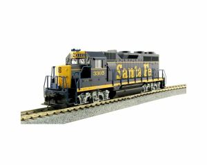 Kato HO Santa Fe GP35 Phase 1a Dress Blue ATSF #3305 37-3022