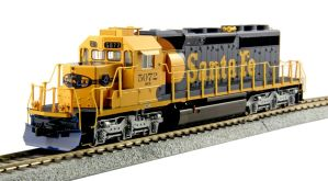 Kato HO Santa Fe EMD SD40-2 Mid-Production ATSF #5072 DCC Ready 37-6616