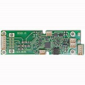 Digitrax DH165Q1 HO 1.25 Amp Mobile Decoder For Multiple Brands