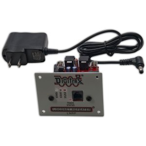 Digitrax LNRP XTRA LocoNet Repeater Module With Power Supply