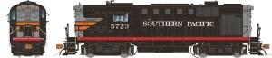 Rapido HO ALCO RS-11 Southern Pacific SP #5723 ~ ESU DCC LokSound 31537