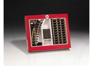 LGB G Scale Siding Track Expander Set (9 pcs) 19901